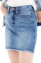 J.Crew J. CREW Denim Skirt