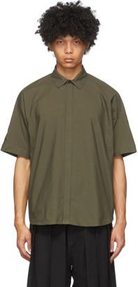 Jan-Jan Van Essche Khaki 76 Shirt
