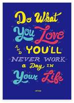 """Elementem Photography """"Do What You Love... """" Canvas Wall Art"""