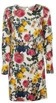 Fausto Puglisi Women's Floral Cotton Dress.