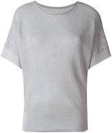 MICHAEL Michael Kors perforated sweatshirt