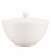 Kate Spade Dinnerware, Fair Harbor White Truffle Sugar Bowl
