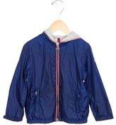 Moncler Boys' Lightweight Hooded Jacket