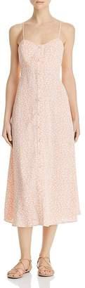 Flynn Skye Jules Back-Cutout Dress