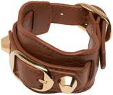 Balenciaga Classic Gold Bracelet