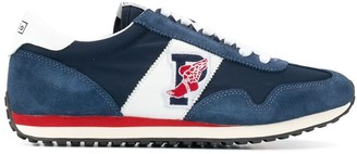 Polo Ralph Lauren Lace-Up Logo Sneakers