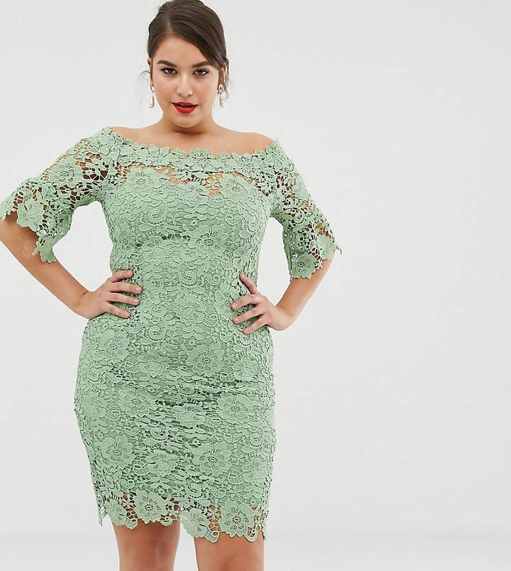baf548555acd Plus Size Wedding Outfit Dresses - ShopStyle UK