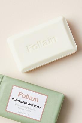 Follain Everybody Bar Soap By Follain in Mint