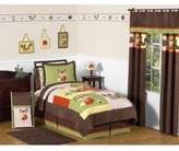 JoJo Designs Sweet Forest Friends 3-Piece Full/Queen Comforter Set