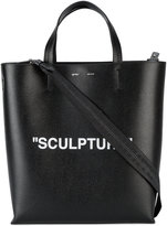 Off-White large Sculpture tote bag