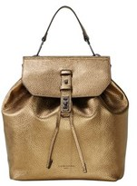 Liebeskind Berlin Wisconsin Pebbled Leather Backpack.