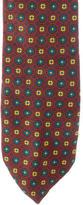 Etro Silk Twill Tie