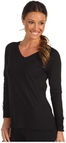 Spanx Active Streamlined Long Sleeve Top