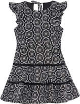 Bardot Junior Sierra Lace Frill Dress, Size 8-16