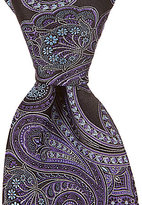 Daniel Cremieux Jump Paisley Traditional Silk Tie
