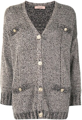 Twin-Set Knitted Cardigan