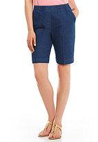 Allison Daley Pull-On Cottage Shorts