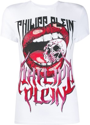 Philipp Plein Rock PP slim-fit T-shirt