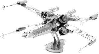 Star Wars Metal Earth 3D Laser Cut Model X-Wing Starfighter by Fascinations