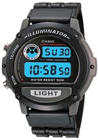 Casio Men's Digital Sport Watch - Black (W87H-1V)