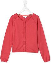 Burberry classic cardigan - kids - Cotton - 14 yrs