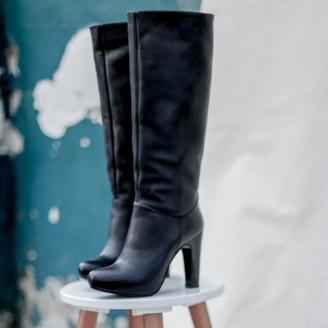 S120 - Tunit Long Boots - IT36 - Black