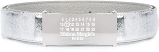 Maison Margiela Metallic Sheen Belt