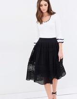 Review Russian Romance Skirt
