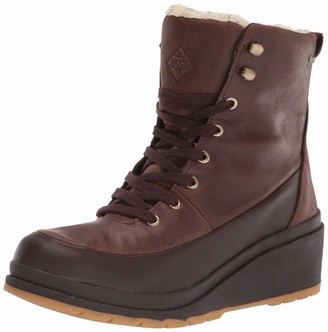 Muck Boot Muck Women's Liberty Waterproof Alpine Supreme with Shearling - Brown (Lwws-900)