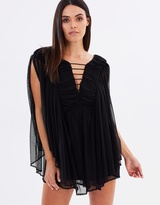 Bless'ed Are The Meek Tranquil Playsuit