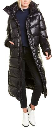 S13 Harper Long Puffer Down Coat