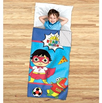 Ryan's World Kids 2-in-1 Cozy Cover and Slumber Bag