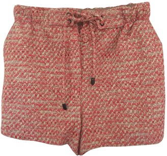 Balenciaga Multicolour Cotton Shorts for Women