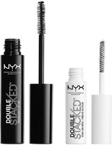 NYX Double Stacked fibre mascara