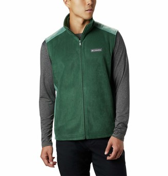 Columbia Men's Steens Mountain Classic Fit Soft Fleece Vest