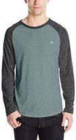 Element Men's Fundamental Long Sleeve Raglan T-Shirt