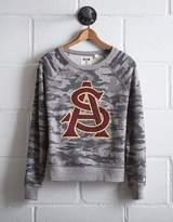 Tailgate Women's Arizona State Camo Sweatshirt