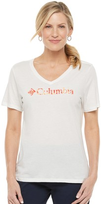 Columbia Women's Logo Relaxed Tee