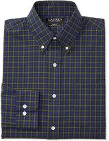 Lauren Ralph Lauren Men's Slim-Fit Non-Iron Tartan Stretch Dress Shirt