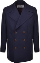 Vivienne Westwood Double Breasted Jacket Blue
