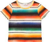 Paul Smith Multi Wide Stripe Mini Me Tee