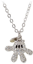 Disney Mickey Mouse Necklace by Arribas - Mickey Glove