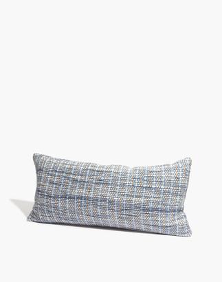 Madewell x Parachute Indigo Lumbar Pillow
