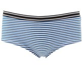 Charlotte Russe Striped-Band Cheeky Panties