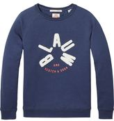 Scotch & Soda Logo Sweater