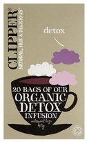 Clipper Teas - Organic Detox Infusion - 20 Bags