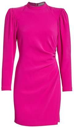 A.L.C. Jane Crepe Mini Dress