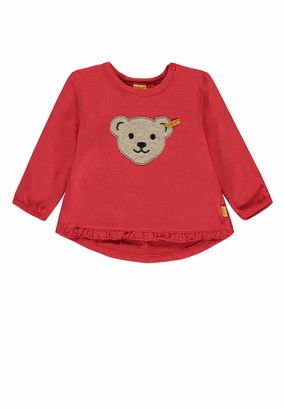 Steiff Baby Girls' Sweatshirt 1/1 Arm