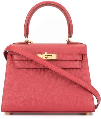 Hermes Pre-Owned mini Kelly 2way hand bag