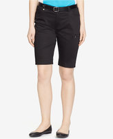 Lauren Ralph Lauren Stretch Bermuda Shorts